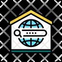 Search Web Site Icon
