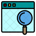 Web Interface Data Icon
