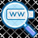 Web Search Search Magnifier Icon