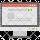 Web Search Results Icon