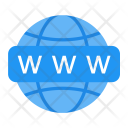Web Search Tag Icon