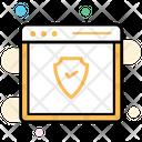 Web Interface Web Layout Web Security Icon