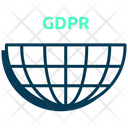 Web Security Security Data Protection Icon