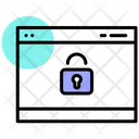 Web Security Web Protection Onine Security Icon