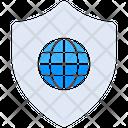 Web Security Shield Security Icon