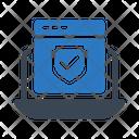 Web Security Icon