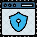 Security Web Website Icon