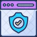 Web Security Security Lock Icon
