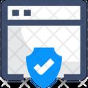M Web Web Security Web Privacy Icon
