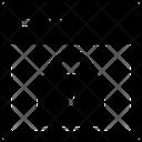 Web Security Lock Website Icon