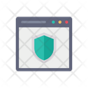 Web Security Web Protection Secure Icon