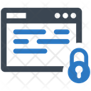 Web Security Secure Web Icon