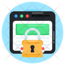 Website Security Website Protection Web Security Icon