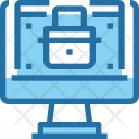 Web Security Safety Icon
