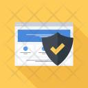 Web Security Seo Icon