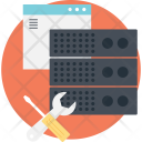 Web Maintenance Tools Icon