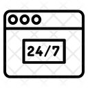 Web Website Service Icon