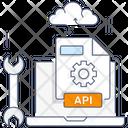 Web Hosting Web Server Web Computing Icon