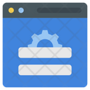 Web Settings Icon