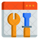 Page Wrench Custom Icon