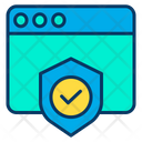 Web shield Icon