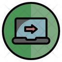 Online Shopping Cart Checkout Icon