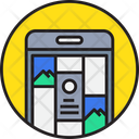 Web Site Website Smartphone Icon