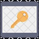 Web Site Web Page Key Icon