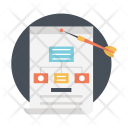 Web Sitemap Design Icon