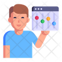 Web Sliders Icon