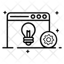 Web Solution Icon