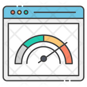 Speed Test Web Speed Speed Checking Icon