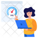 Web Performance Web Speed Page Speed Icon