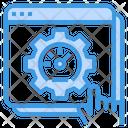Web Speed Icon