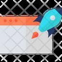 Web Startup Testing Icon