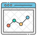 Web Statistics Icon
