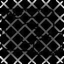 Web Storage Icon