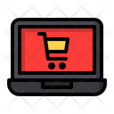 Web Store Online Icon