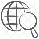 Web Surfing World Wide Web Http Server Icon