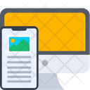 Web Template Web Layout Template Icon
