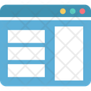 Web Template Icon