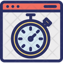 Load Speed Time Icon