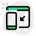 Web To Mobile Icon