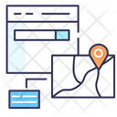 Web Tracking Icon