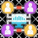 Analytics Seo Marketing Icon