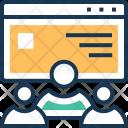 Web Traffic Page Icon