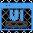 Web Ui Website Browser Icon