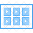 Web Video Icon