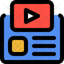 Web Video Browser App Icon