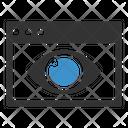 Web Visibility Seo Seo Icons Icon